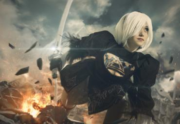 8° PLACE - PHOTOGRAPHER: Mike Fobeboy Igtiben (edited by Chewiebaka | COSPLAYER: Temo Liu