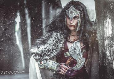 3° PLACE | PHOTOGRAPHER: Fernando Brischetto | COSPLAYER: Meagan Marie